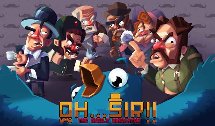 El Jugón de Móvil - Oh...Sir! The Insult Simulator
