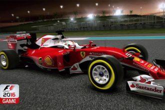El Jugón de Móvil - F1 2016 de codemaster ya está disponible