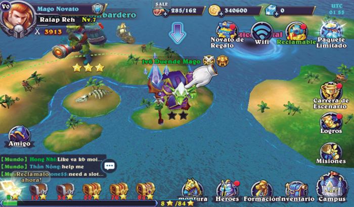 El Jugón De Móvil - Guía Magic Legion