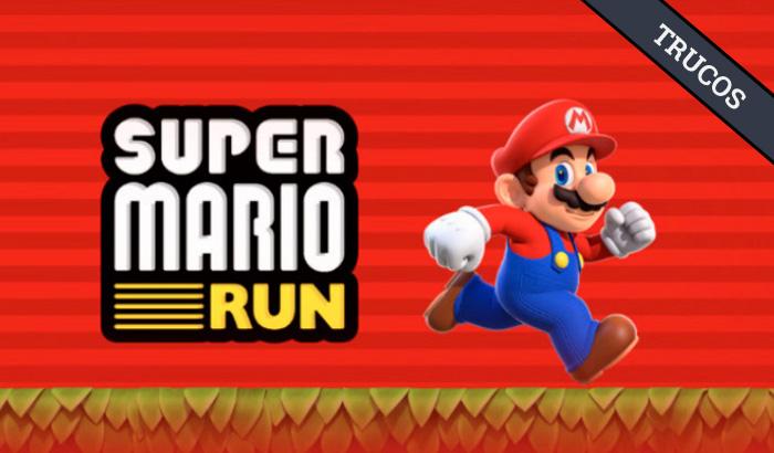 El Jugón de Móvil - Guía de Super Mario Run