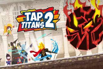 Análisis juego Tap Titans 2