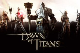 El Jugon Del Movil Dawn Of Titans Portada