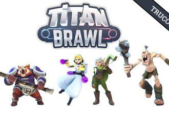 El Jugón de Móvil - Guía de héores de Titan Brawl