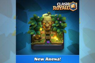 El Jugón De Móvil - Nueva Arena Selvática de Clash Royale