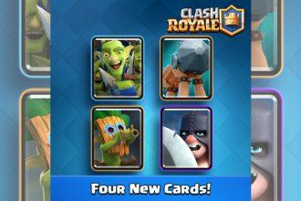 El Jugón De Móvil - Nueva cartas de Clash Royale