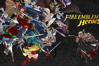Lanzamiento de Fire Emblem Heroes