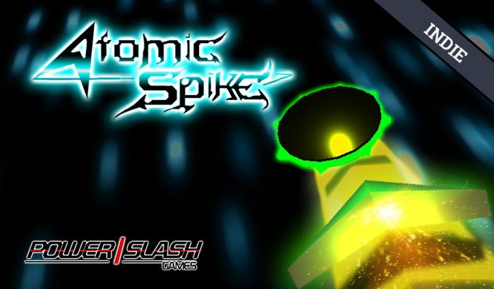El Jugón de Móvil - Juego indie Atomic Spike