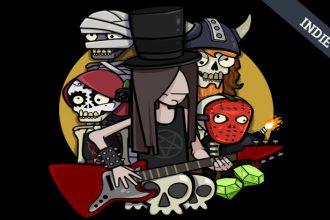 El Jugón de Móvil - Juego indie Rock Defender