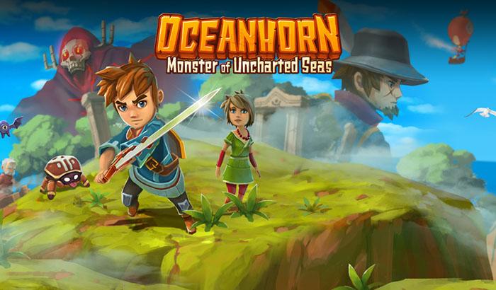 Portada Artículo Oceanhorn