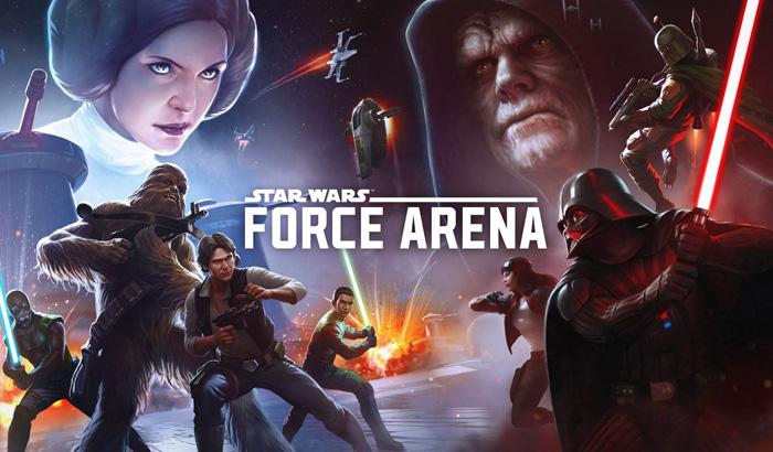 El Jugón de Móvil - Star Wars Force Arena