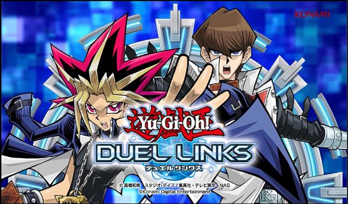 Lanzamiento Juego YU-GI-OH! Duel Links