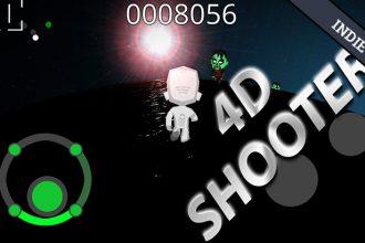 El Jugón de Móvil - Juego indie 4d Shooter