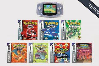 El Jugón De Móvil - My Boy Free y Pokémon