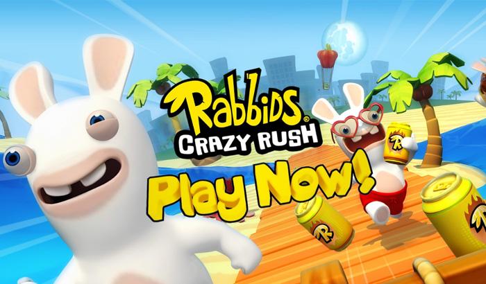 El Jugón de Móvil - Rabbids Crazy Rush
