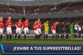 El Jugón De Móvil - Dream League Soccer 2017