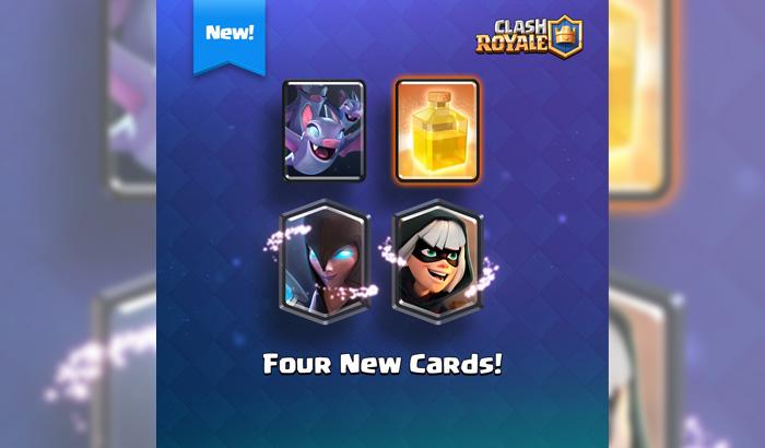 El Jugón De Móvil - Cuatro nuevas Cartas