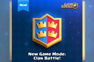 El Jugón De Móvil - Nuevo Modo de batalla, Guerra entre clanes