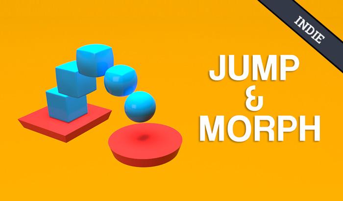 El Jugón De Móvil - Juego indie Jump & Morph