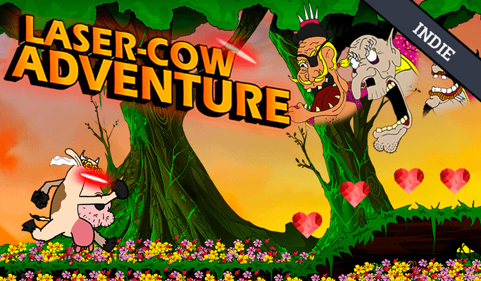 El Jugón De Móvil - LaserCow Adventures
