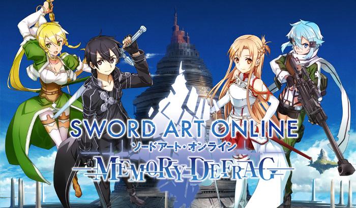 El Jugón De Móvil - Sword Art Online memory defrag
