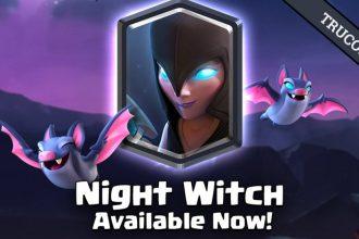 El Jugón De Móvil - Mazos con la Bruja nocturna