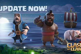 El Jugón De Móvil - Actualización Clash of Clans nuevo mundo