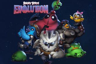 El Jugón De Móvil - Nuevo juego de Rovio Angry Birds Evolution