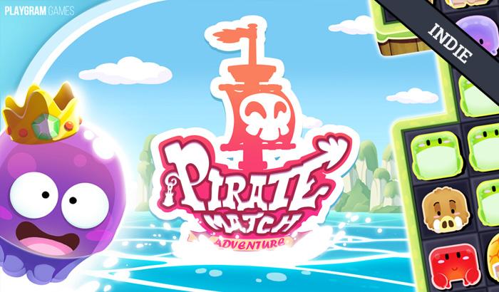 El Jugón De Móvil - Juego indie Pirate Match Adventure