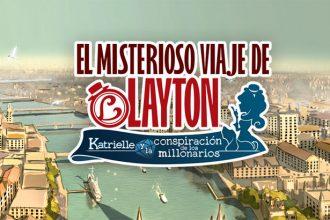El Jugón De Móvil - El misterioso viaje de Layton: Katrielle y la conspiración de los millonarios