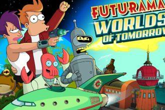 El Jugón De Móvil - Nuevo juego de Futurama: Mundos del Mañana