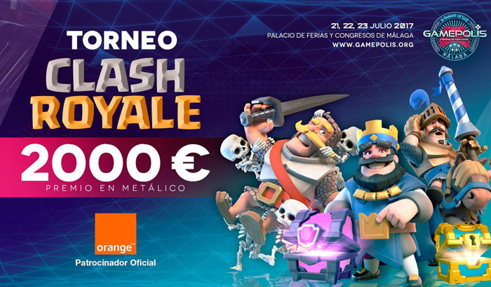 El Jugón De Móvil - Torneo de Clash Royale con 2000€ en premios