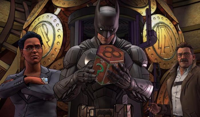 El Jugón De Móvil - Batman: Telltale Series Episodio dos
