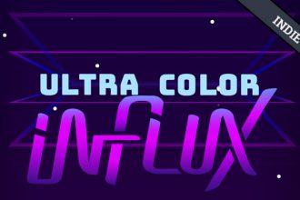 El Jugón De Móvil - Juego indie Ultra Color Influx