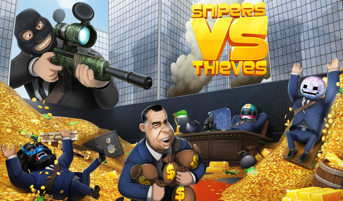 Análisis Snipers vs Thieves