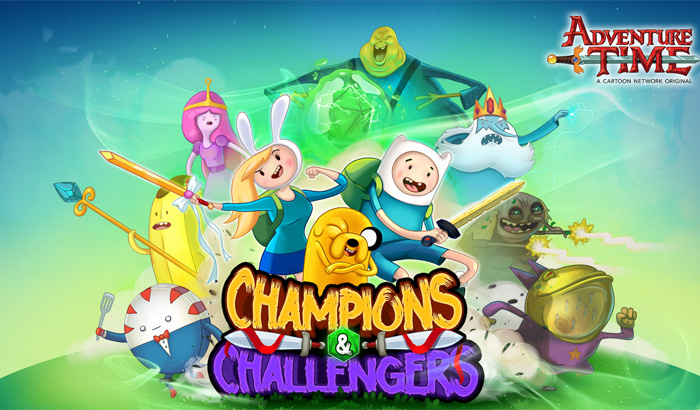 El Jugón De Móvil - Campeones y Retadores de Hora de aventuras