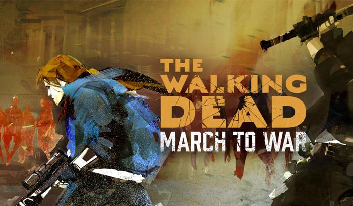 El Jugón De Móvil - The Walking Dead March To War