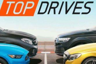 El Jugón De Móvil - Portada juego Top Drives