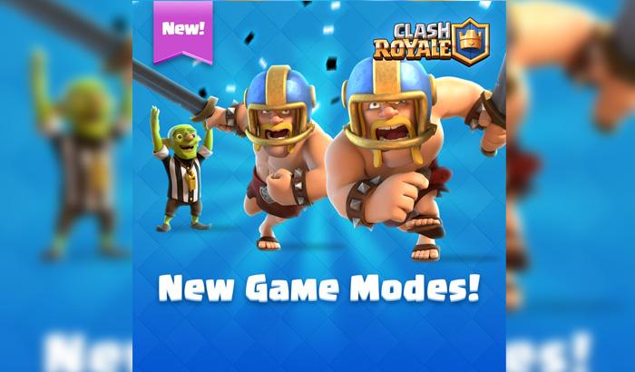 El Jugón De Móvil - Actualización Clash Royale nuevos modos de juego