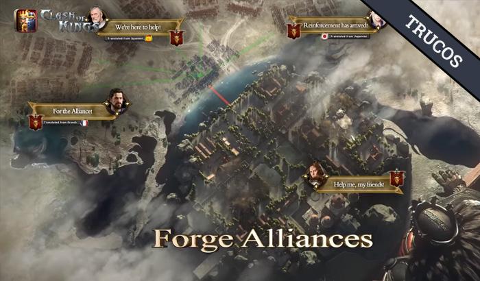 El Jugón De Móvil - Guías y trucos de Clash Of Kings
