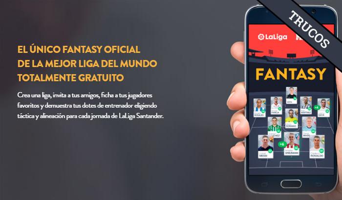 El Jugón De Móvil - Guías y trucos de La Liga Fantástica Marca