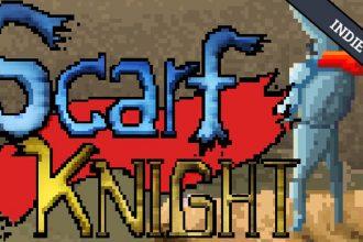 El Jugón De Móvil - Juego android indie Scarf Knight
