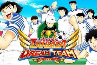 el jugon del movil analisis Captain Tsubasa: Dream Team