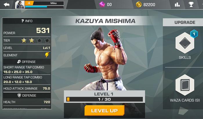 El Jugón De Móvil - Tekken para móvil