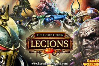 El Jugón De Móvil - Horus Heresy: Legions