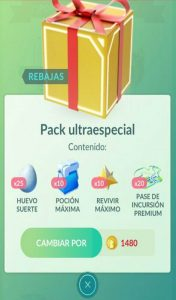 El jugón de móvil - Pokémon GO Ultra Genial