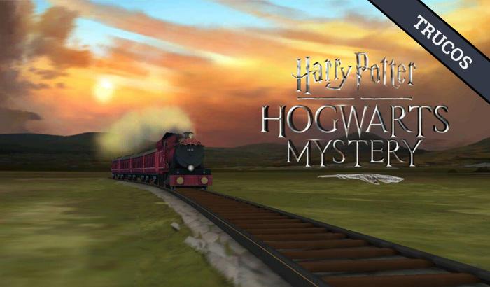 Guía de Harry Potter Hogwarts mystery