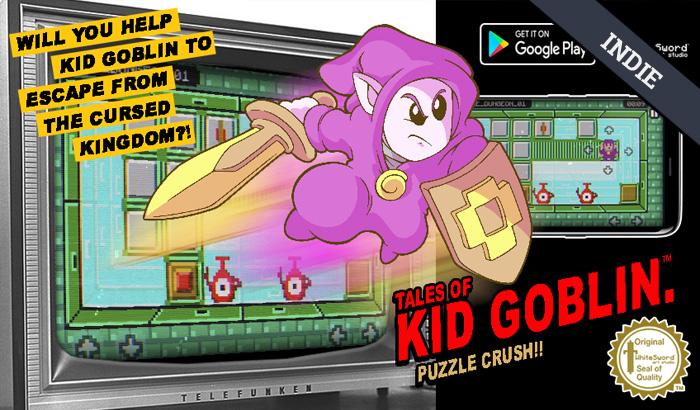 El Jugón De Móvil - Juego indie Tales Kid Goblin