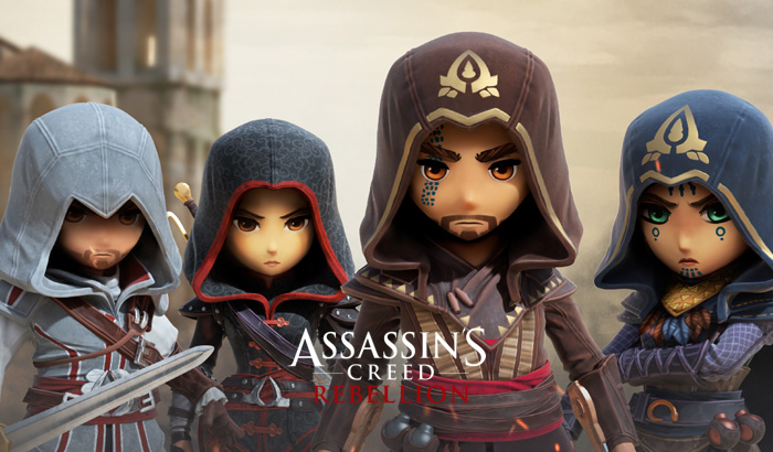 El Jugón De Móvil - Assassin's Creed Rebellion
