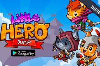 El Jugón De Móvil - Juego indie Little Hero Jump